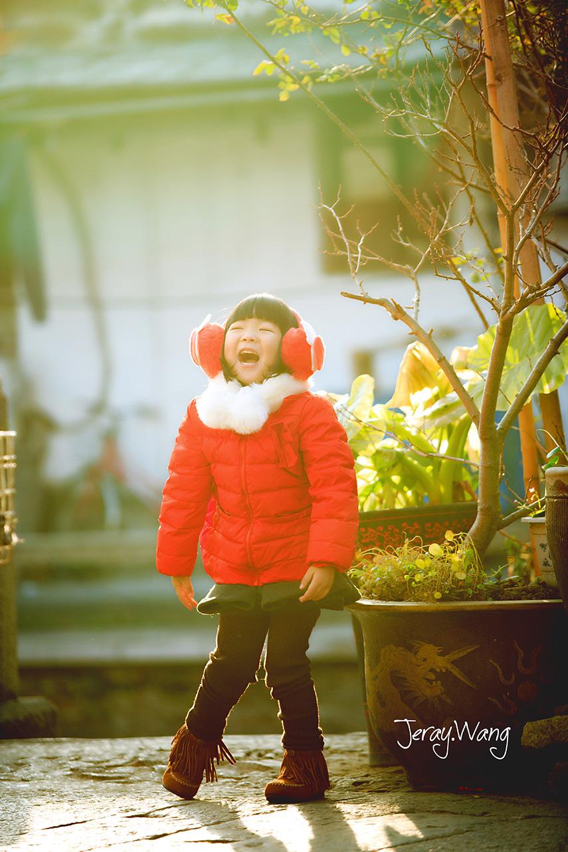 朱小妞的暖冬日记-Jeray.Wang