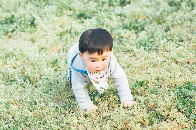 小茗同学转眼间已经十七个多月了-Jeray.Wang