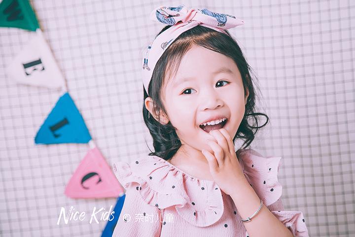格子 甜美系-Jeray.Wang