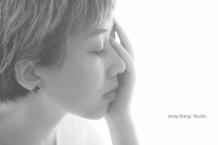 知性&型酷 闺蜜照-Jeray.Wang