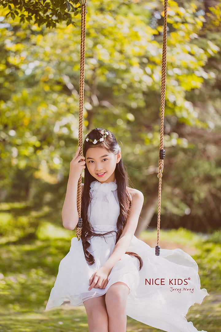 仙仙念 – 森林秋千系-Jeray.Wang