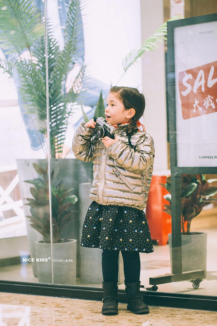 中意混血 伊丽丝 小美女 - 外景客照-Jeray.Wang