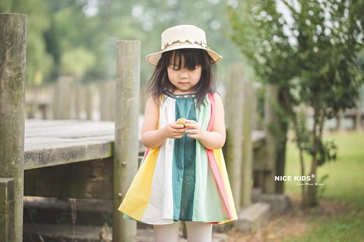 彩虹裙的欢乐时光-Jeray.Wang