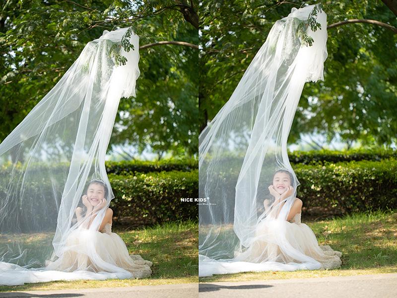 外景-公主裙系