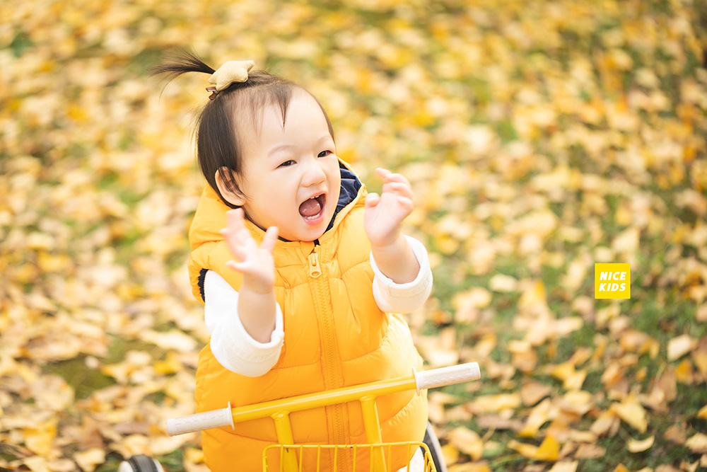 夏小雨 小朋友一周岁啦-Jeray.Wang